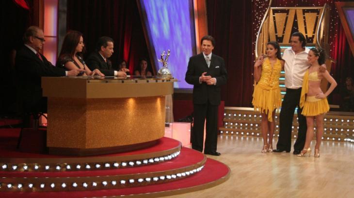 Em 2006, Silvio Santos apresentou formato de dança que hoje é estreia de Xuxa