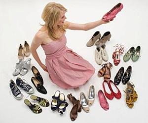 fd667f0ea As mulheres e sua paixão pelos sapatos