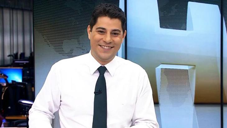 Evaristo Costa lamenta cancelamento de folga na Globo pelo Twitter