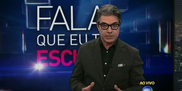 "Chora Que Eu Te Escuto: João Kléber Participa Do ""Fala Que Eu Te Escuto"" E ""toma"