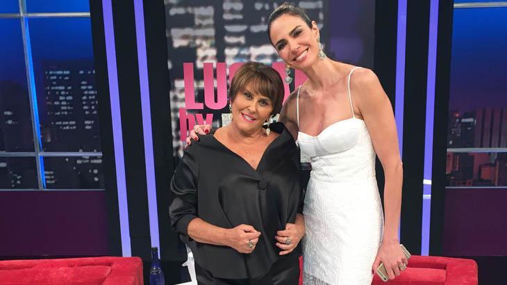 Sensitiva Márcia Fernandes diz que Silvio Santos deixará televisão até março
