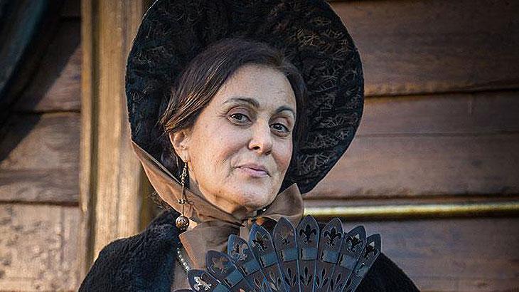 Marcia Cabrita se afasta das gravações de Novo Mundo