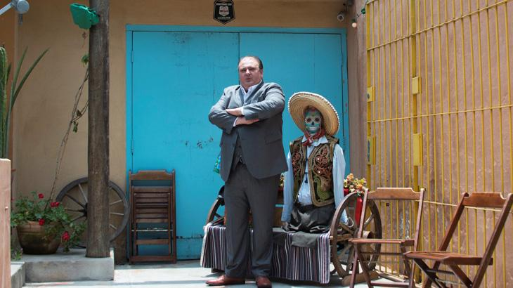 Erick Jacquin precisa salvar restaurante mexicano no