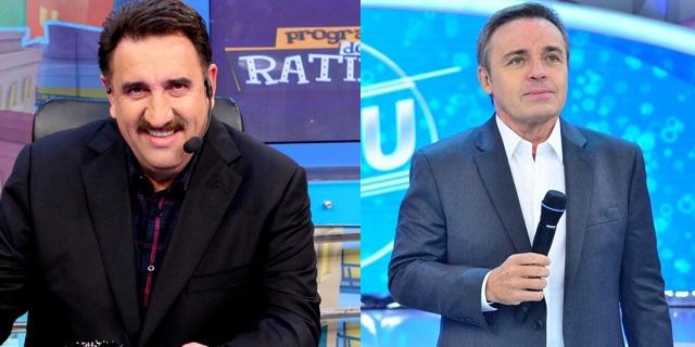 Gugu vence Ratinho no Ibope na última disputa do ano; Globo lidera com filme