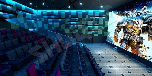Multiplex de realidade virtual chega em breve à capital do cinema