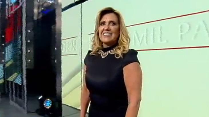 Gugu recupera segundo lugar com transformação radical de Rita Cadillac; veja como ela ficou