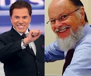 Silvio Santos e Edir Macedo terão encontro no Tempo de Salomão, diz coluna