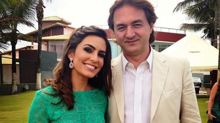 Ticiana Villas Boas tem vida impactada com delação do marido dono da JBS e fica com futuro incerto no SBT