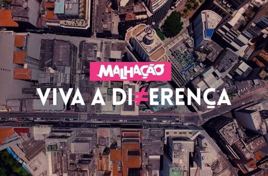 Resultado de imagem para Logo Malhação Globo