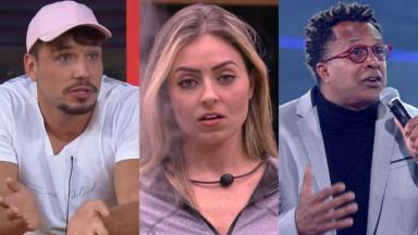 Lucas Viana, Paula Von Sperling e Tony Gordon