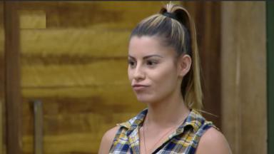 """Aricia Silva e Lucas Viana em """"A Fazenda 11"""""""