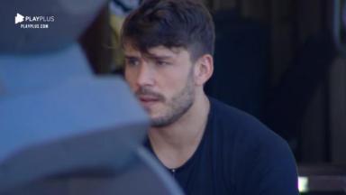 Lucas Viana deixou partes íntimas a mostra no reality show A Fazenda 2019