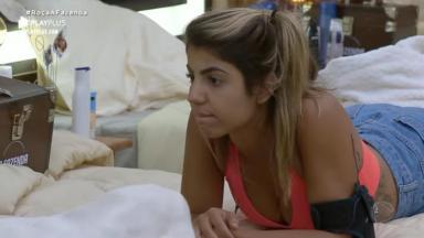 Mãe de Hariany Almeida falou sobre o comportamento da filha no reality show A Fazenda 2019