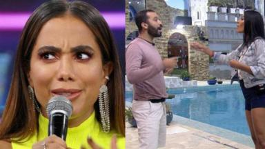 Anitta, Gilberto e Pocah