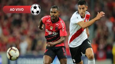 Athletico PR x River Plate
