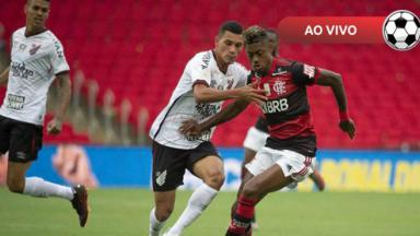 Athletico x Flamengo