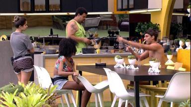 Brothers do BBB20