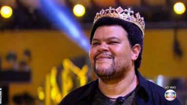 O ator Babu Santana quebrou recorde e entrou para a história do BBB20