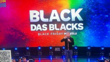 Black das Blacks Magalu