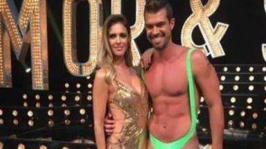 Borat e Fernanda Lima no Amor e Sexo
