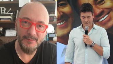 Britto Jr e Rodrigo Faro