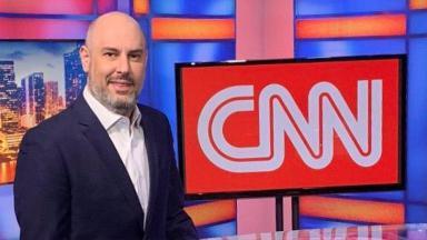 Douglas Tavolaro na CNN Brasil