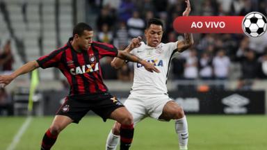 Corinthians x Athletico PR