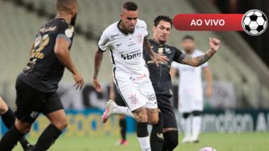 Corinthians x Ceará