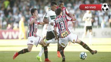Coritiba x São Paulo