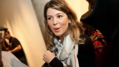 Daniela Beyruti em foto