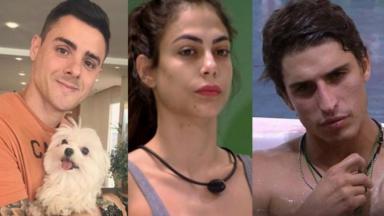 Deputado Bruno, Mari e Felipe