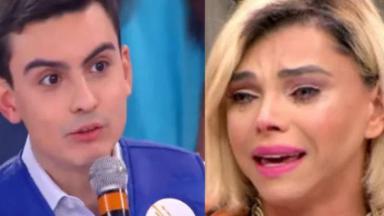Dudu Camargo e Leo Áquilla