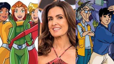 TV Globinho e Encontro com Fátima Bernardes