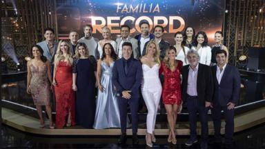 Família Record
