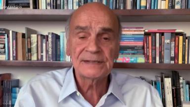 Drauzio Varella em discurso no Fantástico