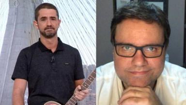 Felipe Andreoli e Rodrigo Rodrigues