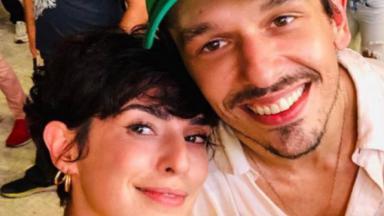 Fernanda Paes Leme e João Vicente de Castro