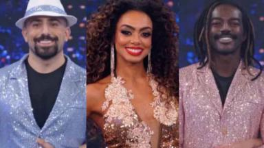 Finalistas do Dança dos Famosos 2019
