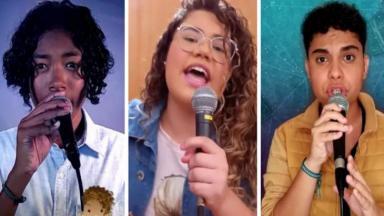 Finalistas do The Voice Kids 2020