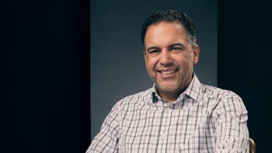 Francisco Ramo, vice-presidente de conteúdo original da Netflix na América Latina