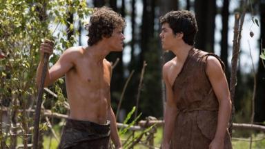 Caim e Abel em cena de Gênesis
