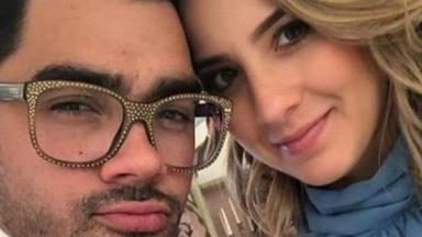 Gabriel Diniz e Karoline Calheiros
