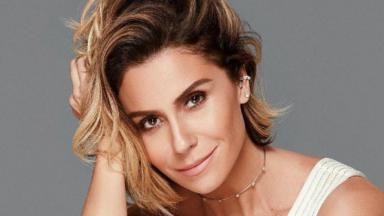 A atriz Giovanna Antonelli
