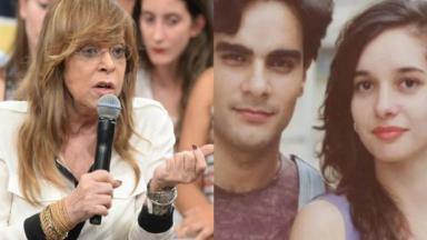 Glória Perez, Guilherme de Paula e Paula Thomaz