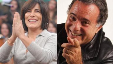 Glória Pires e Tony Ramos