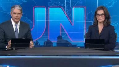 Jornal Nacional foi um dos programas da Globo a bombar