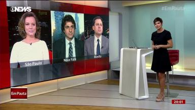 Programa Em Pauta, da GloboNews