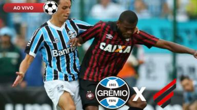 Grêmio x Athletico PR