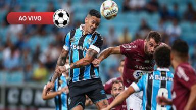 Grêmio x Brasil de Pelotas
