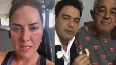 Graciele, Zezé Di Camargo e Francisco